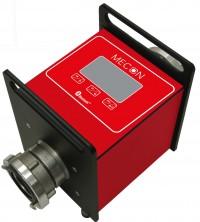 MECON - HTL Portables Hydrantenprüfgerät für Durchfluss, Druck, Temperatur und Trübung